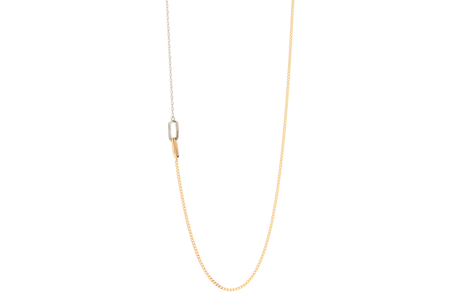 Change combination long necklace1